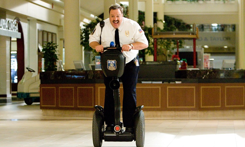 Only Paul Blart shall weep for the death of the Segway 3