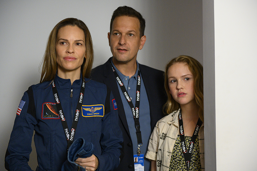 First look teaser trailer and images for Away - a new Netflix drama... in SPACE 14