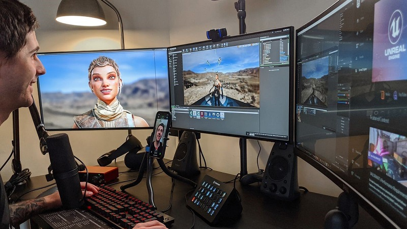 Epic creates app to capture facial expressions for new Unreal engine from your smartphone 6