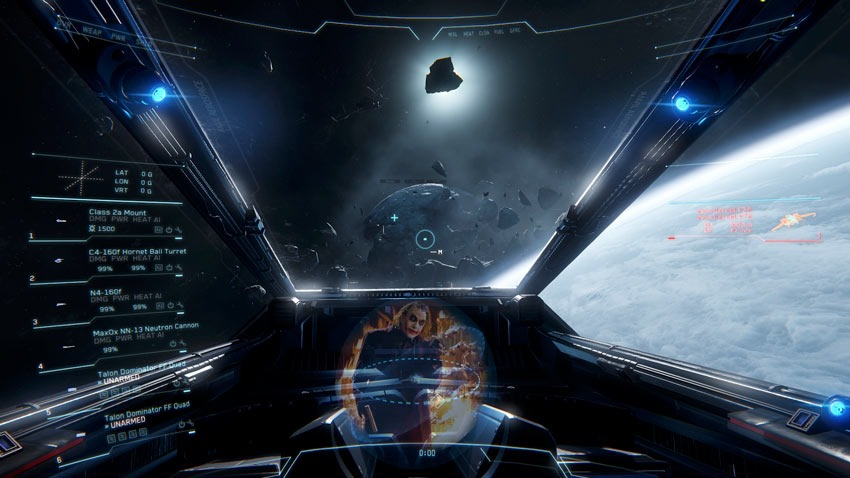 Star Citizen has unveiled a new development roadmap... for its roadmap 3