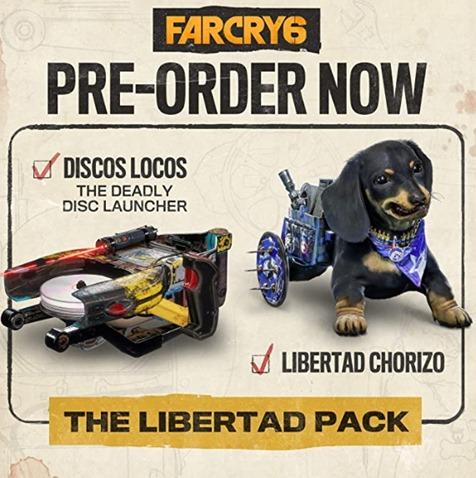 Liberty sausage