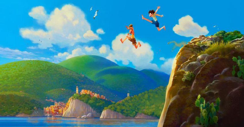 Pixar's next movie is Luca, set to release in 2021 2