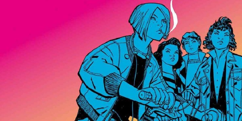 Amazon to adapt comic Paper Girls into a TV series 4