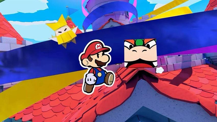 Paper Mario Origami King (1)