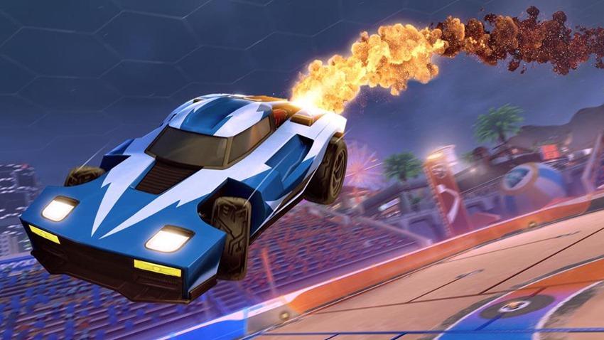 Rocket League (2)