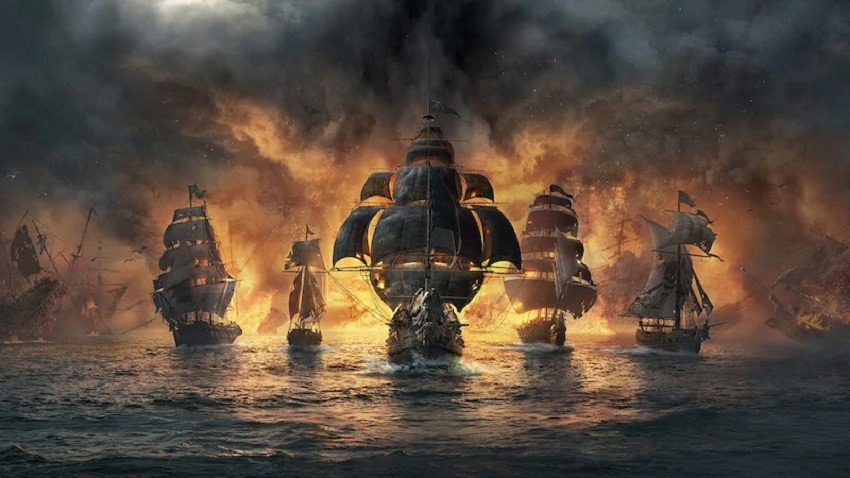 """Skull & Bones has a """"new vision"""", don't expect to see it at Ubisoft Forward 2"""