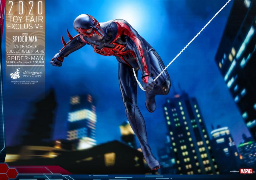 Spider-Man 2099 is finally getting a spectacular Hot Toys figure 36