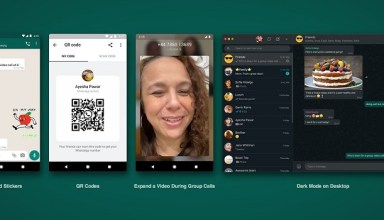 WhatsApps adds contact-sharing QR codes amongst other improvements 12