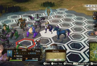 Brigandine: The Legend of Runersia Review – Serf 'n turf 1