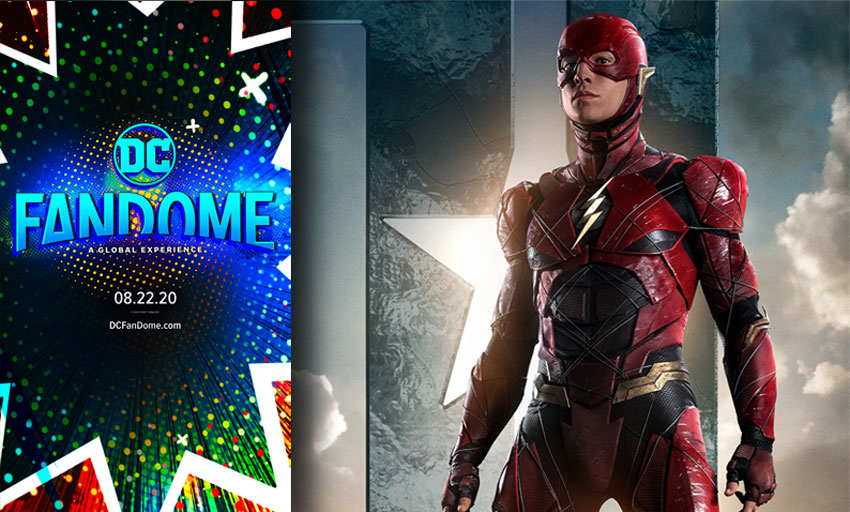DC FanDome: Ezra Miller's Flash is getting a new suit in his upcoming movie 4