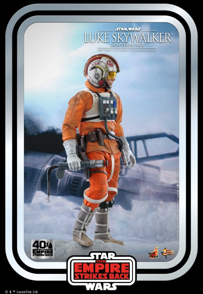 Hot Toys Luke Skywalker sadly doesn't include a severed Wampa arm in the package 24