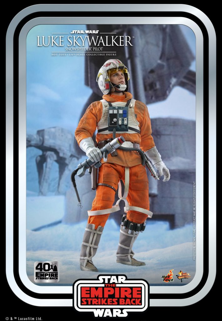Hot Toys Luke Skywalker sadly doesn't include a severed Wampa arm in the package 25
