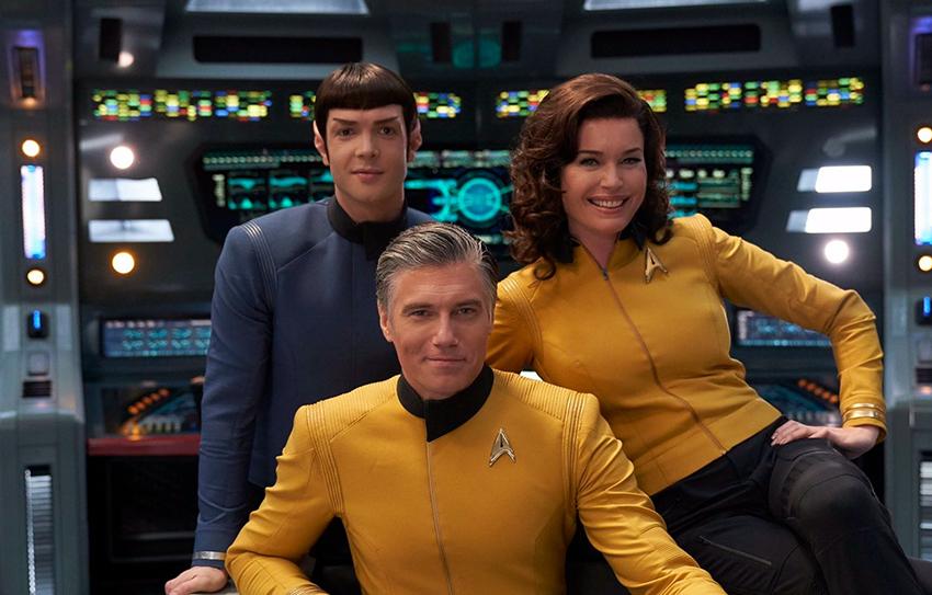 Star Trek: Strange New Worlds will go back to weekly episodic storytelling 4