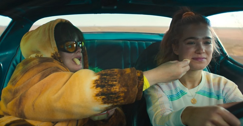 A pregnant teenager goes on an epic road trip in this trailer for Unpregnant 2