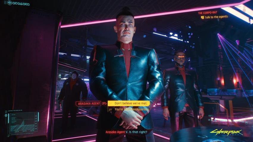 Cyberpunk 2077 companions could be friends or foes depending on your actions 2