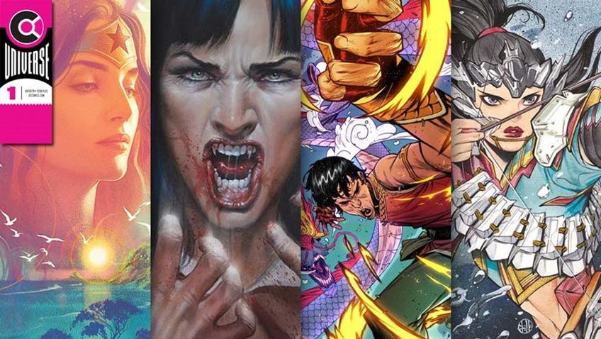 Best comic book covers of the week – 28 September 2020 8
