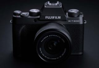 Fujifilm X-T200 Review 1