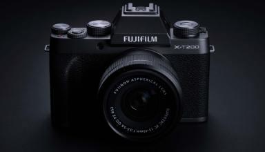 Fujifilm X-T200 Review 2