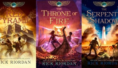 Netflix adapting Rick Riordan's The Kane Chronicles into a movie trilogy 2