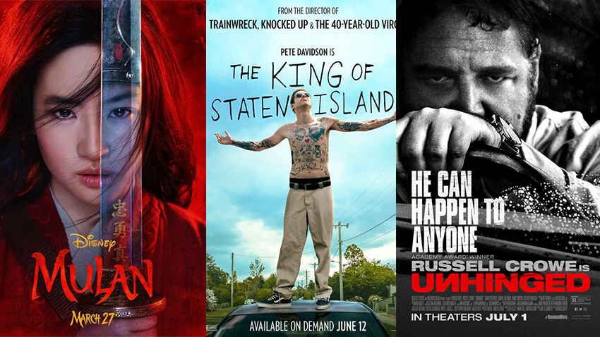 Movies out Today: 11 September 2020 2