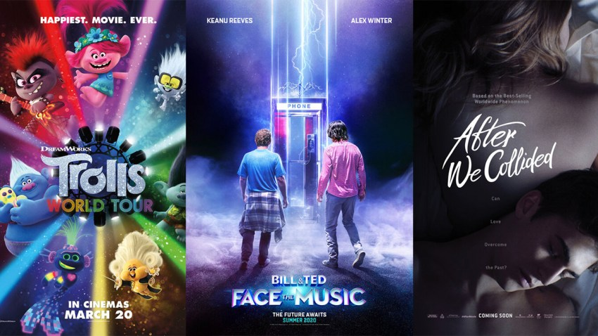 Movies out Today: 18 September 2020 2