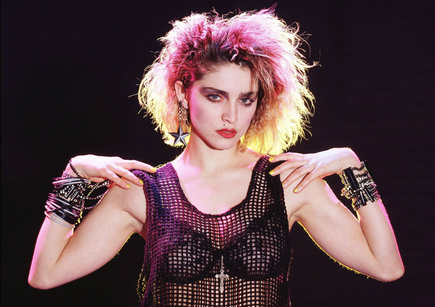 Madonna will direct, co-write her own biopic 4
