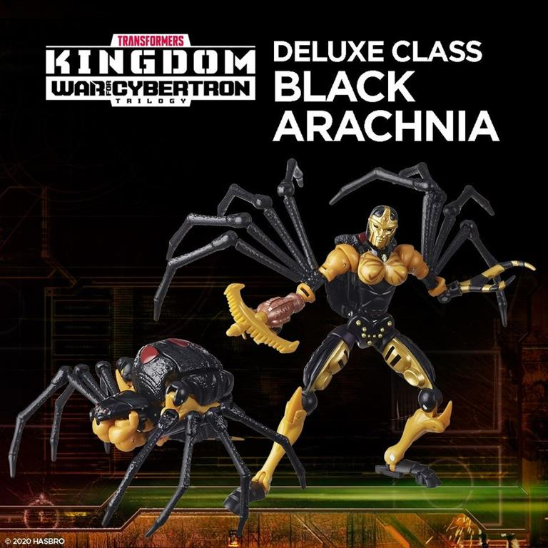 Transformers War for Cybertron: Kingdom is restarting the Beast Wars 22