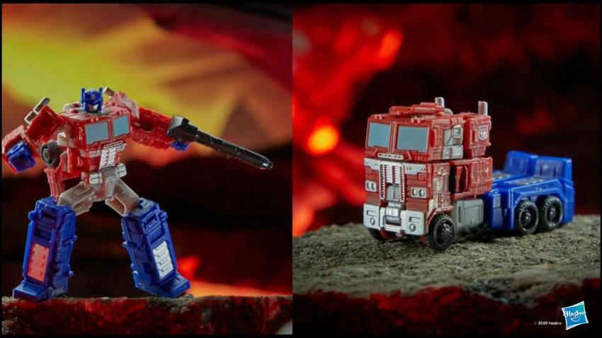 Transformers War for Cybertron: Kingdom is restarting the Beast Wars 31