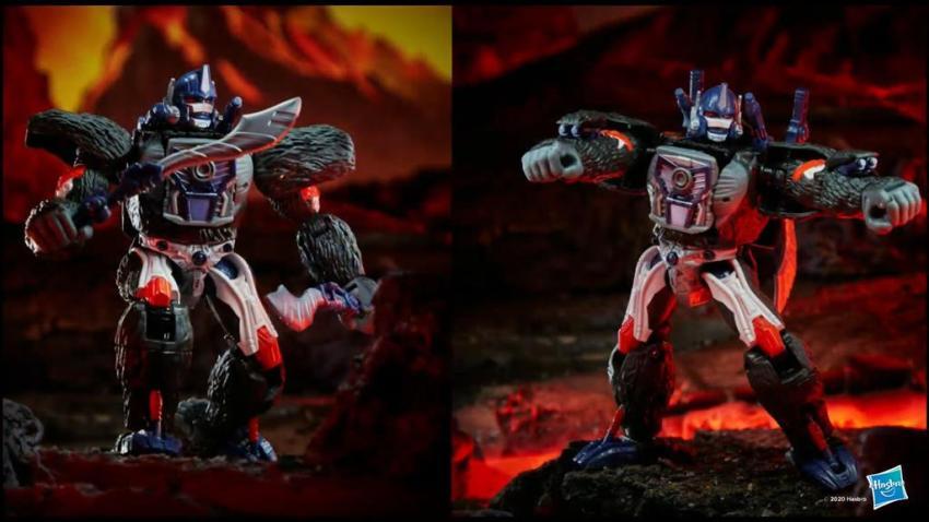 Transformers War for Cybertron: Kingdom is restarting the Beast Wars 38