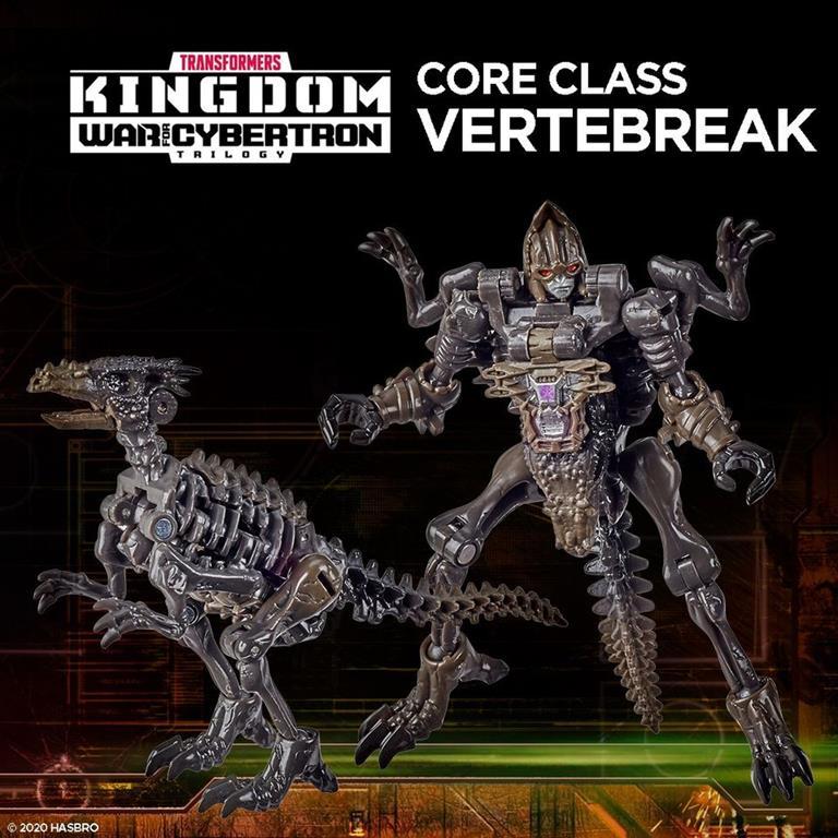 Transformers War for Cybertron: Kingdom is restarting the Beast Wars 41