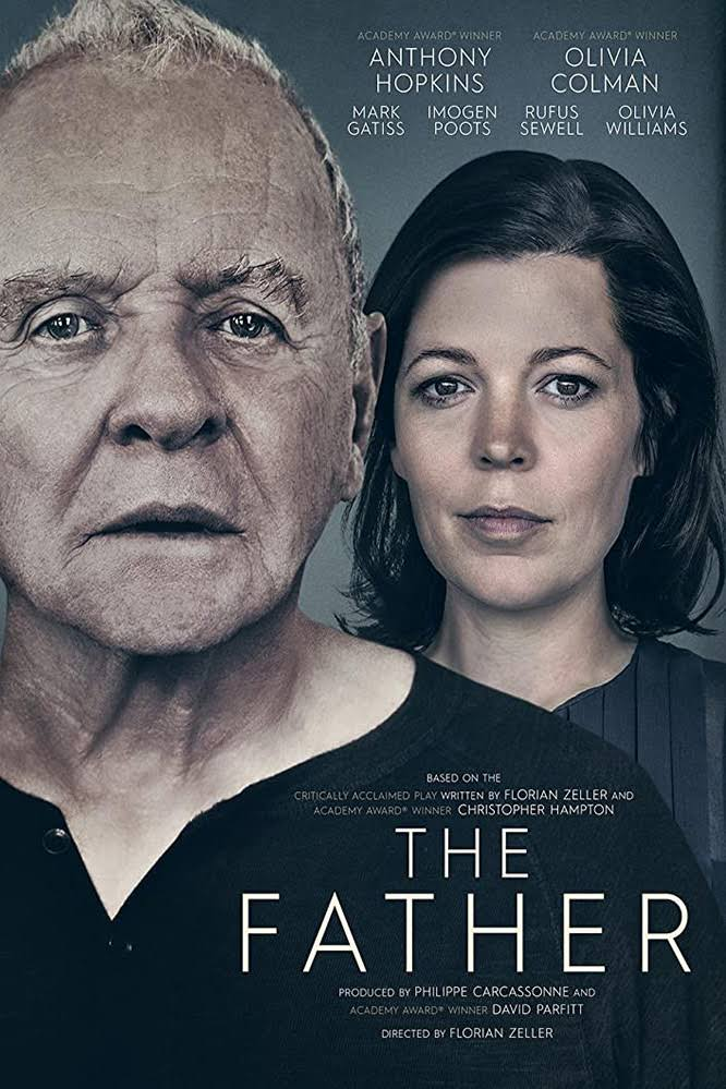 Anthony Hopkins is slowly declining in the heartbreaking drama The Father 4