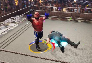 Talking video games with WWE Superstar AJ Styles – Retro treasures and 2K Battlegrounds mania 26