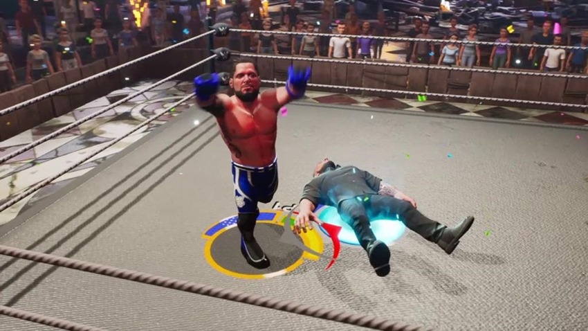 Talking video games with WWE Superstar AJ Styles – Retro treasures and 2K Battlegrounds mania 3