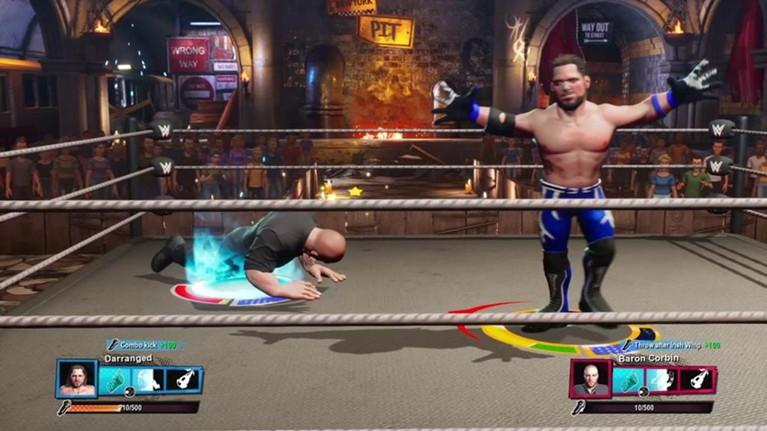 WWE 2K Battlegrounds AJ Styles (5)