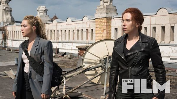 Black Widow has grittier action than what you're used to seeing in Marvel movies 7