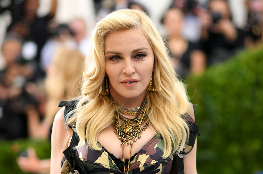 Madonna will direct, co-write her own biopic 3