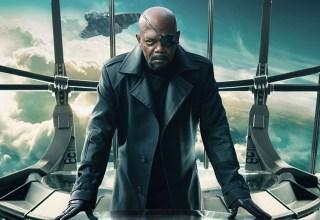 Samuel L. Jackson to lead Nick Fury series on Disney+ 6
