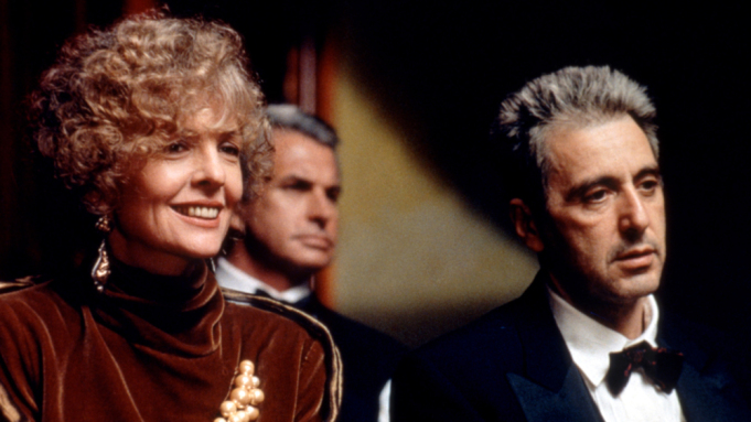 Francis Ford Coppola releases the trailer for his remastered and re-cut The Godfather Part III 2