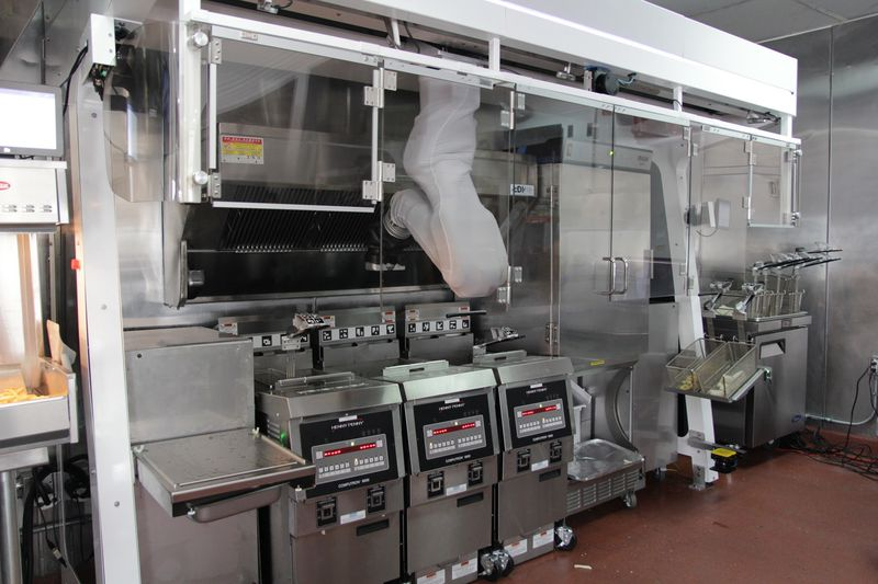 The automated cook of the future has arrived 5