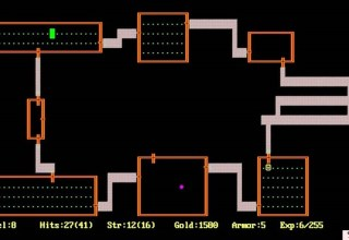 1980's Rogue, the granddaddy of all rogue-likes, is now available on Steam 10
