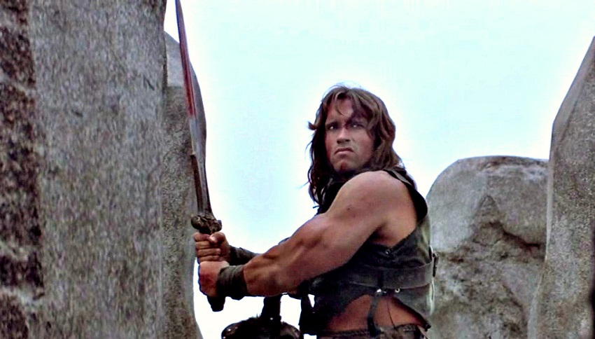 Crom! Conan the Barbarian is getting a Netflix series 10