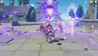 Genshin Impact has me hooked on its gorgeous RPG visuals and Gacha mechanics 12