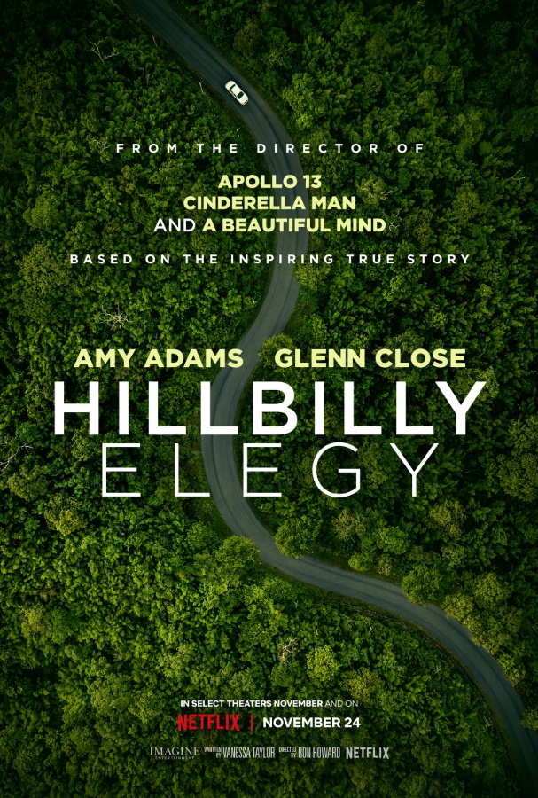 Glenn Close and Amy Adams lead Netflix's powerful family drama Hillbilly Elegy 4