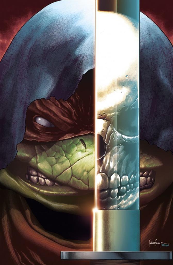 TMNT: The Last Ronin is an R-rated Teenage Mutant Ninja Turtles saga 7
