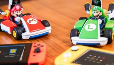 Mario Kart Live: Home Circuit Review – Mushvroom Kingdom 2
