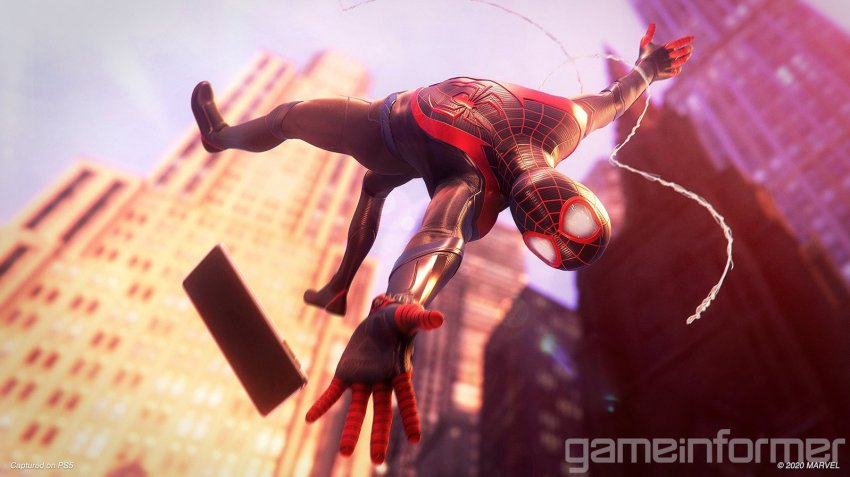 Spider-Man: Miles Morales has no loading screens at all on PS5 6