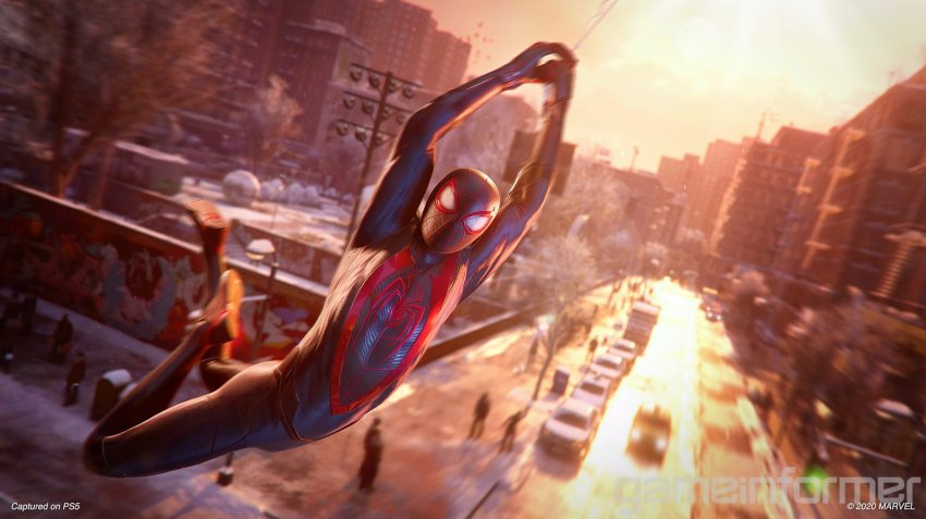 Spider-Man: Miles Morales has no loading screens at all on PS5 7