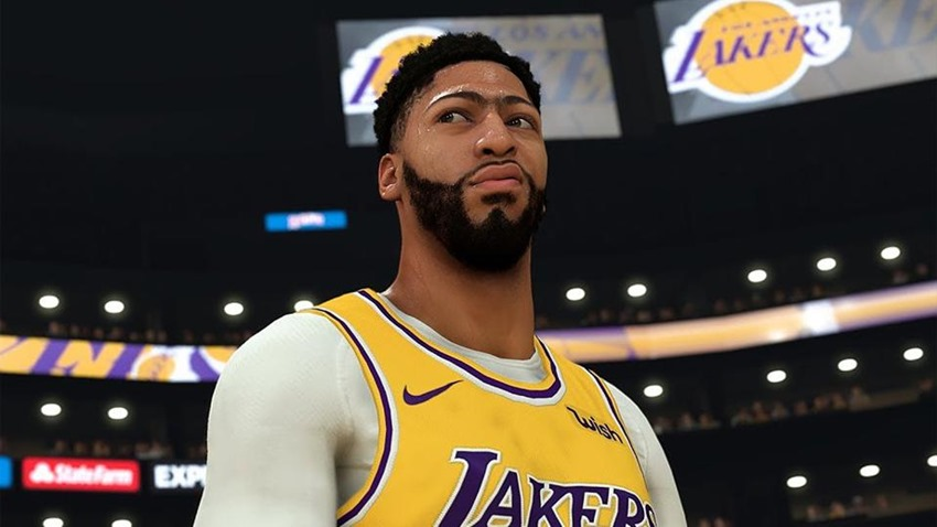 NBA 2K21 sneaks unskippable adverts into its full-priced game frame - Critical Hit