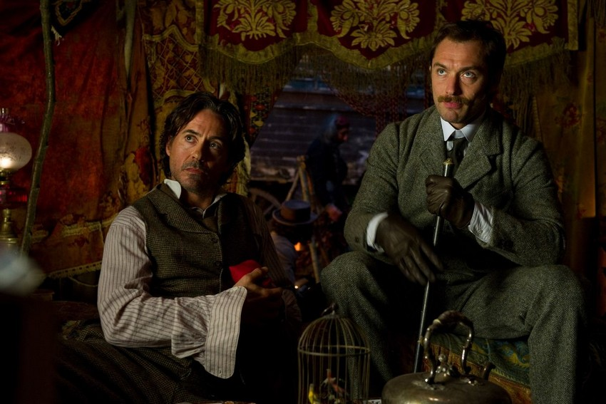 Robert Downey Jr. wants Sherlock Holmes 3 to launch a cinematic Mystery-verse 4