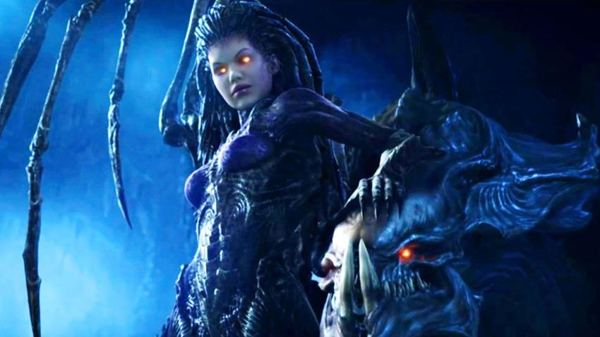 StarCraftKerrigan